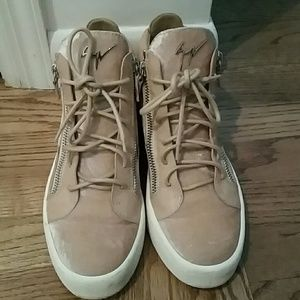 Gently used Giuseppe Zanotti.high tops.